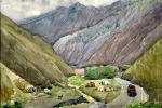 Памирский тракт. 74 километр. 1962