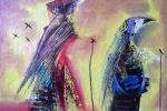 114. Кагаров Медат. богатый улов 08г. 70х80 х.м.