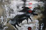 122. Кагаров Медат. восточный гороскоп.бык 08г. 48х58 х.м.