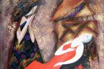 150. Кагаров Медат.сентябрь 66. 08г.90х80 х.м.