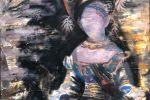 20. Кагаров Медат.прикосновение 97г. 80х70 х.м.