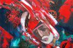 251. Кагаров Медат.памяти Параджанова 09г. 70х60 х.м.