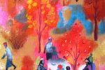 271. Кагаров Медат.сбор 09г. х.м.24х20