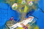300. Кагаров Медат. полуденный отдых 09г. 54х60 х.м.
