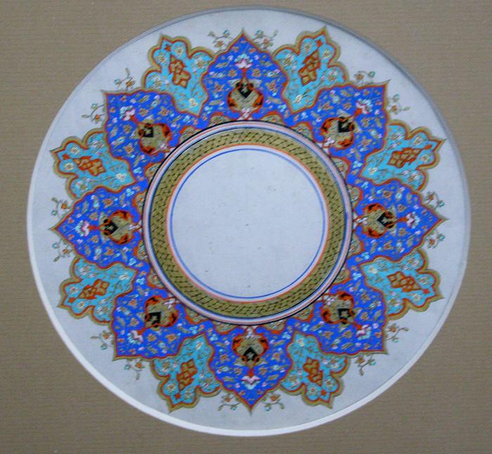Фото посуды с орнаментом и узором