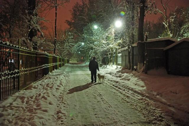 Ташкент снег