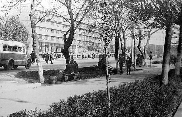 улица Навои Ташкент