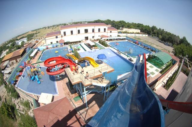 ташкент аквапарк фото