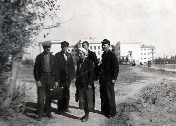 ТашИИТ, 1937 год