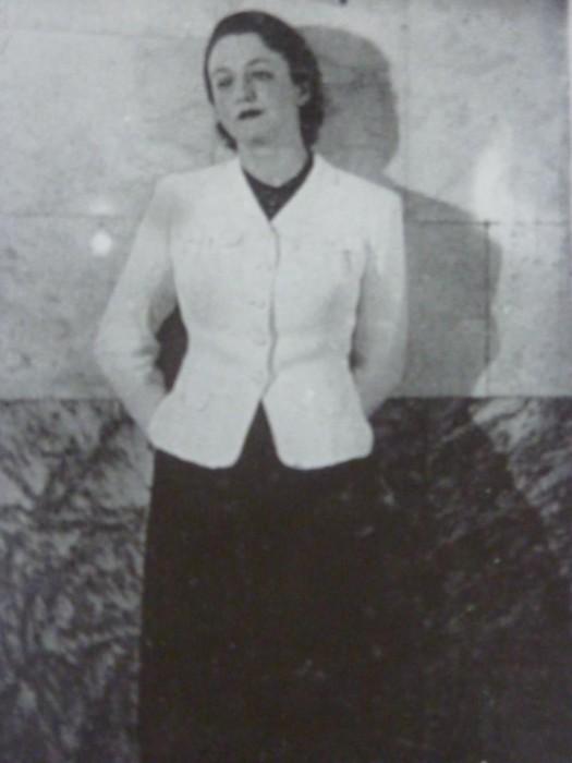 Елена Сергеевна Булгакова. Ташкент, 1943 год