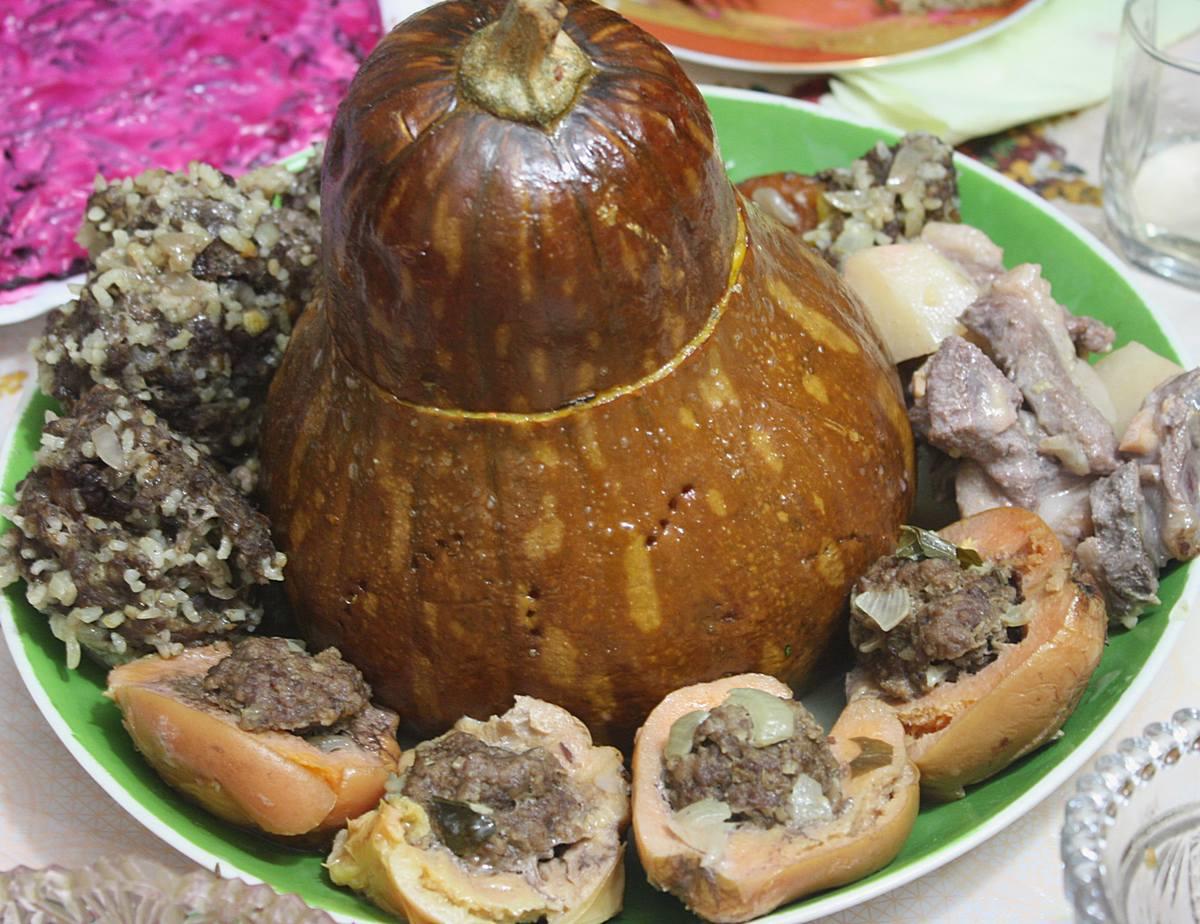 Рецепты блюд из баклажанов без мяса