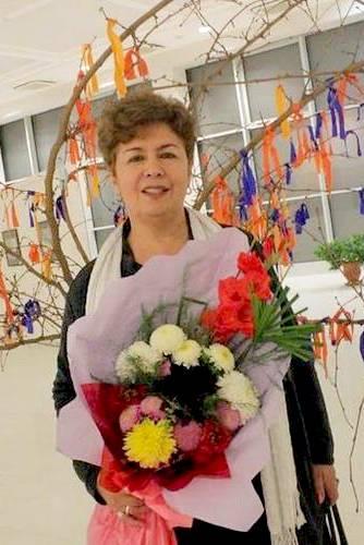 Тамара Санаева