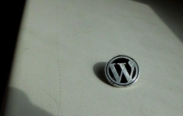 Значок - логотип WordPress