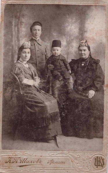 Татары Акмолинска (Целиноград, Астана) в Ташкенте 19-20вв - 4