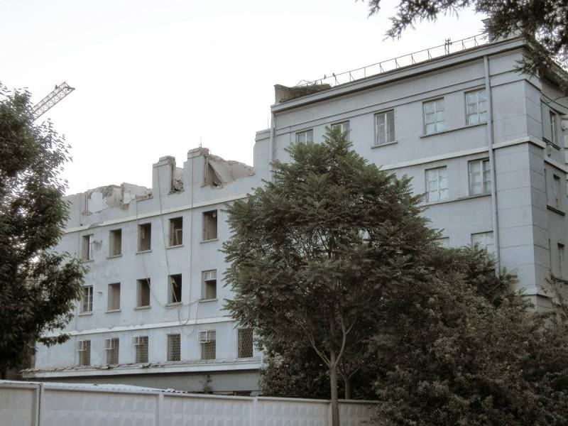 Дом на Сталина/Сулеймановой
