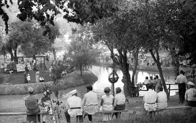 Парк культуры и отдыха имени Тельмана