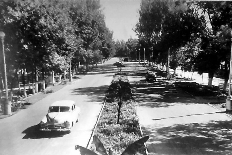Ташкент, улица Гоголя