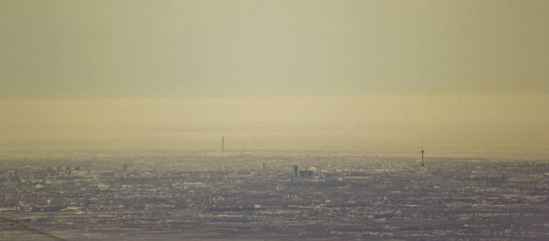 Панорама Ташкента