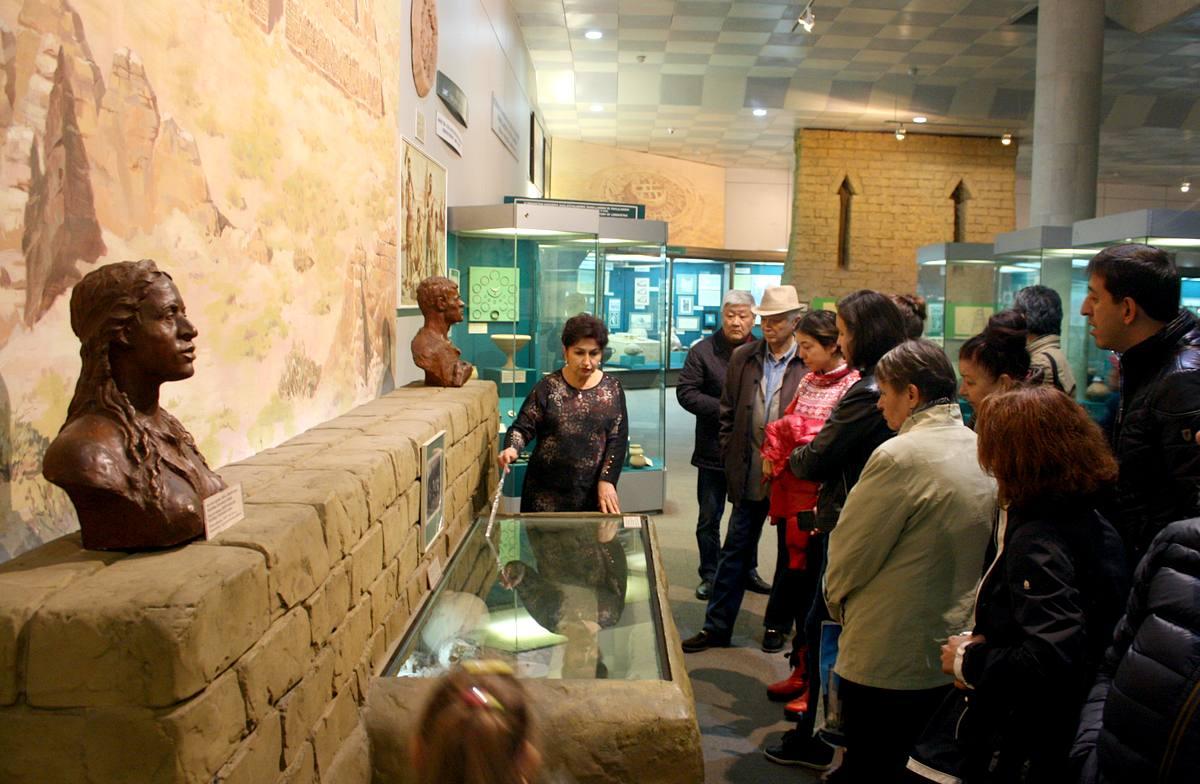 Картинки по запросу Государственный музей истории Узбекистан