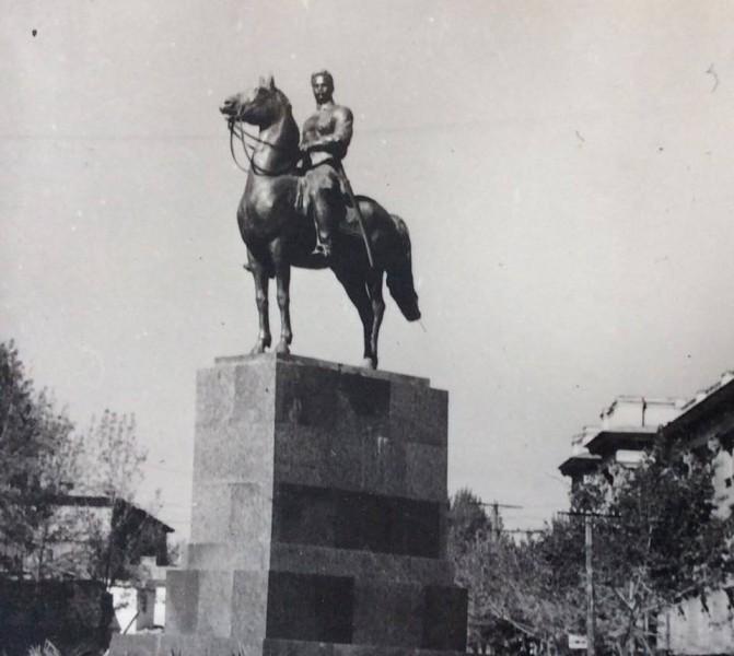 Памятник М. В. Фрунзе