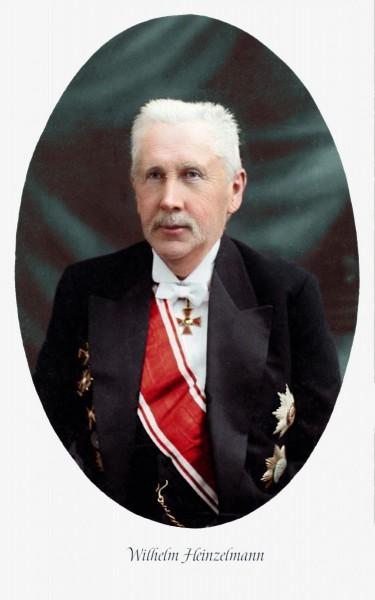 Вильгельм Гейнцельман - руководитель строительного ведомства Туркестанского края, архитектор