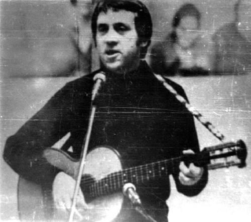 Выступление В. Высоцкого во Дворце спорта Юбилейный г. Ташкента. Фото 19-20 октября 1977
