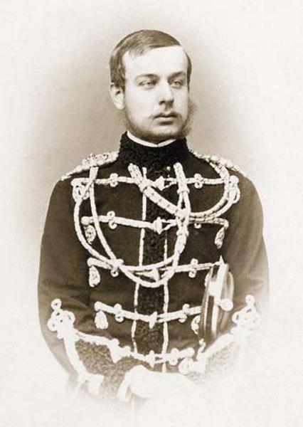 Михаил Скобелев в молодости, 1860-е годы
