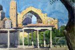 Двор Биби-ханум. 1965