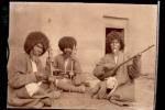 Групповой портрет музыкантов