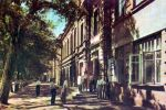 Среднеазиатский Государственный университет им В.И.Ленина (САГУ — здание бывшей женской гимназии)