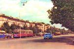 На улице Шота Руставели