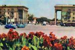 На площади им. Беруни