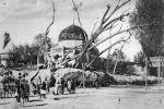 Старый город. Гробница шейха Антаура и мертвые чинары