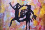 125. Кагаров Медат.сары арка(золотая степь) 08г. 36х36 х.м.