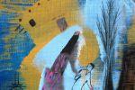 283. Кагаров Медат. С внуком. Х.,м. 20х26 х.м. 2009 г.
