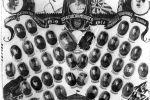 Виньетка. Выпуск лейтенантов Ташкентского Краснознамённого военного училища им. Ленина. 1939-1941 годы.