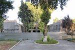 Главный вход Узбекфильма реконструируется