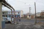 Вид с Сагбана на улицу Шоший