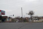 Вид с Фараби на улицу Лангар