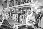 Na-chaerazvesochnoj-fabrike.-TSeh-rasfasovki.-samarkand-1964-1966-gg