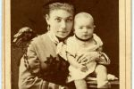Прапрабабушка Эмма Фидлер с моим прадедом