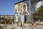 Детский сад от строителей Душанбе. 1968 год…