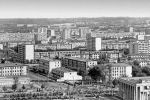 Вид части города