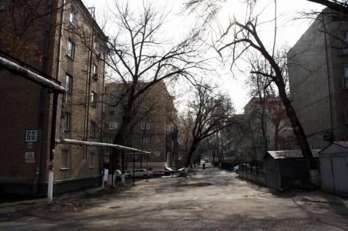 Улица Измайлова, Ташкент