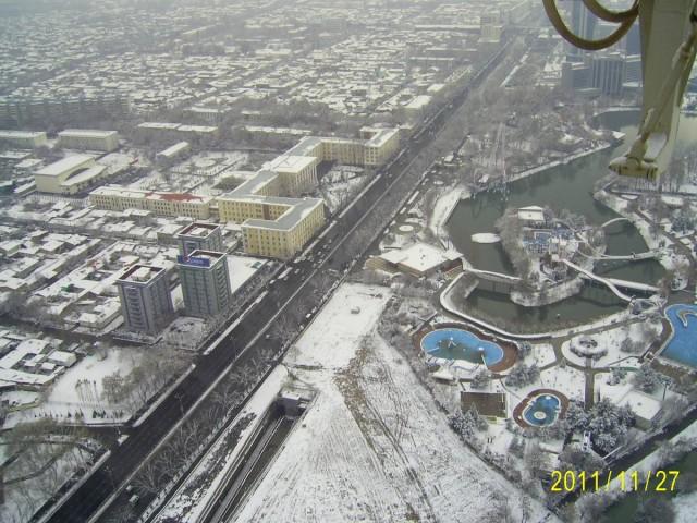 Телевышка Ташкент