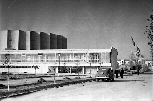 Ташкент Панорамный кинотеатр