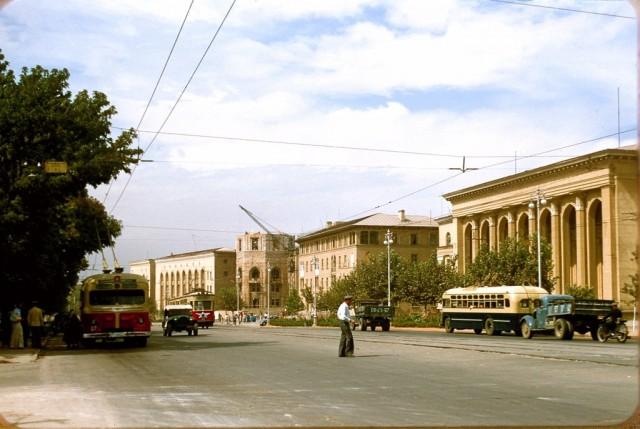 1956 год Урда Ташкент