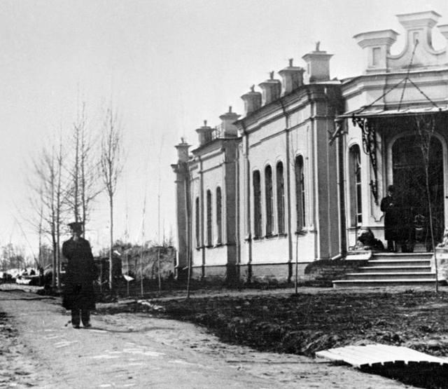 Дом со львами, Ташкент