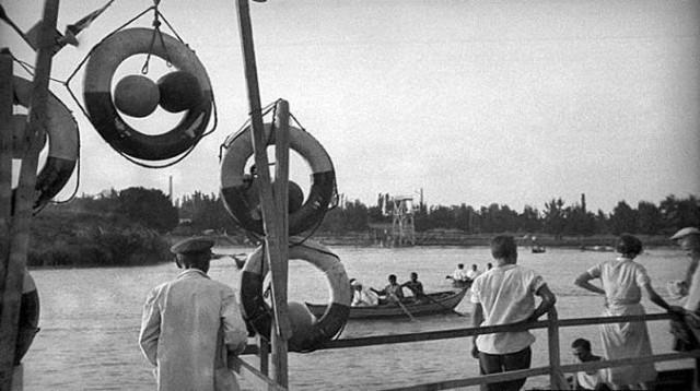 Бешагач и Комсомольское озеро