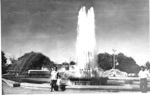фонтан 1964г.
